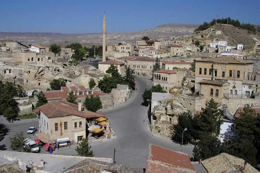 Mustafapasa-Village