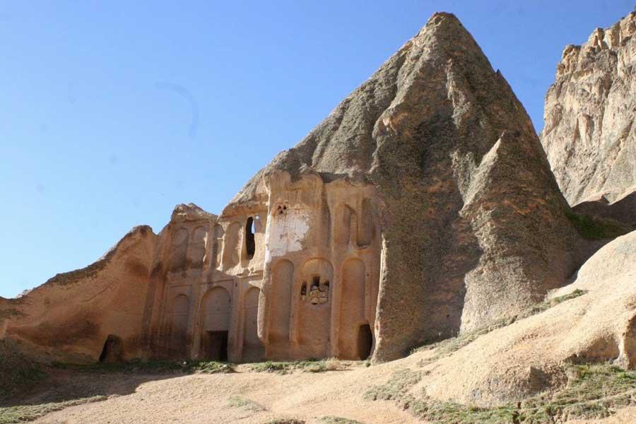 Selime-Monastery-Cappadocia