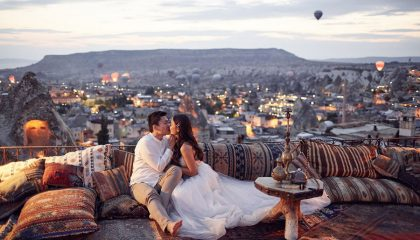 Honeymoon in Cappadoia