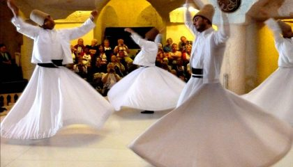Whieling Dervishes