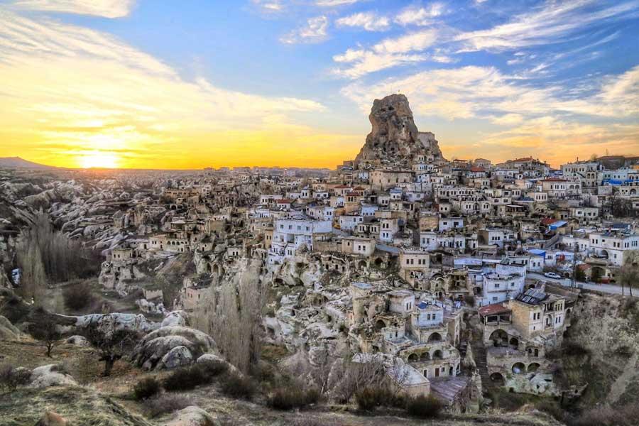 Orthisar Cappadocia