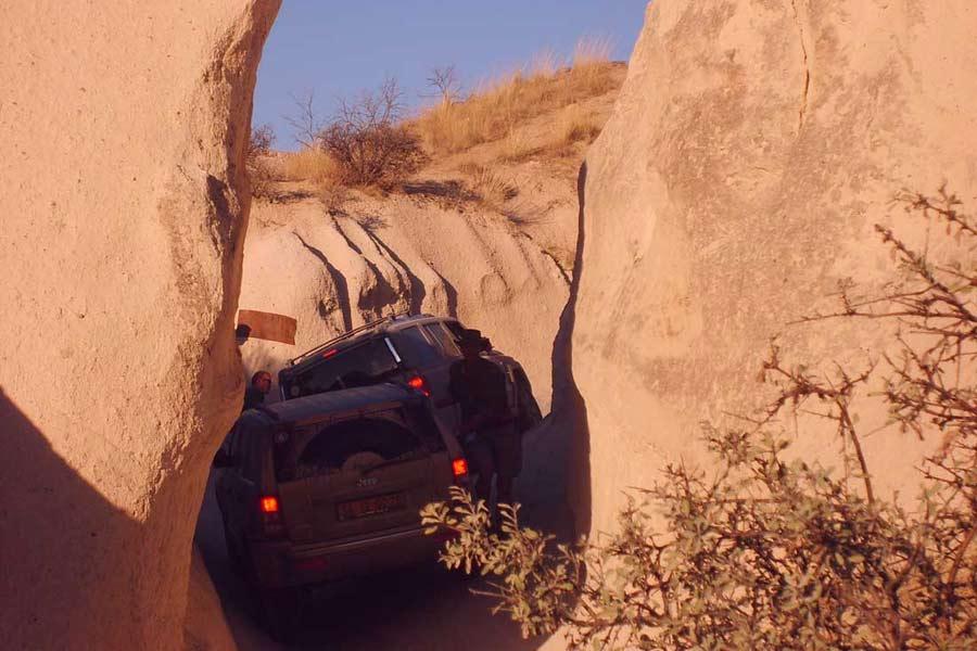 jeep safari cappadocia